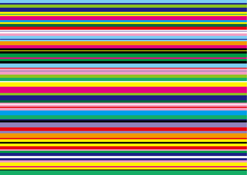 Random Striped Vivid Wallpaper