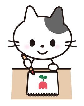 Cat_drawing