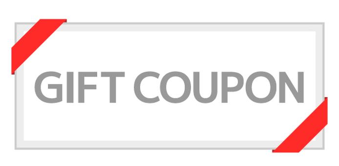 Gift Certificate (1 sheet)