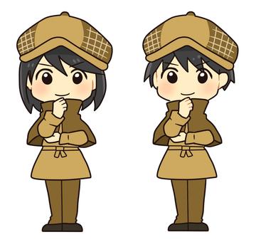 【Work】 Detective (Hmmmu)