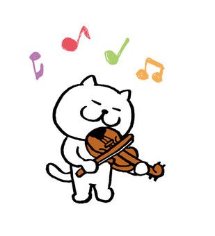고양이 악기