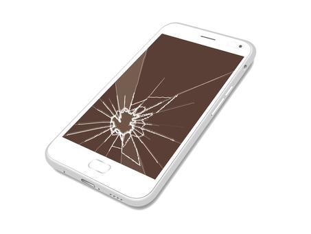 Smartphone (glass break)