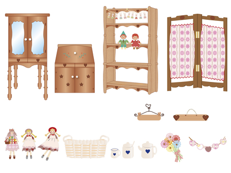 Country furniture and accessories