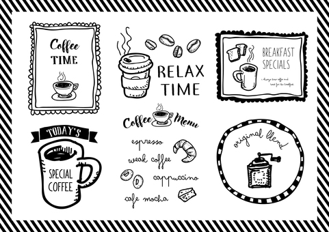coffee menu1