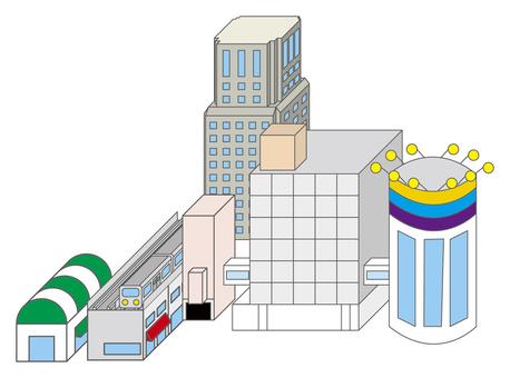 城市系列城市