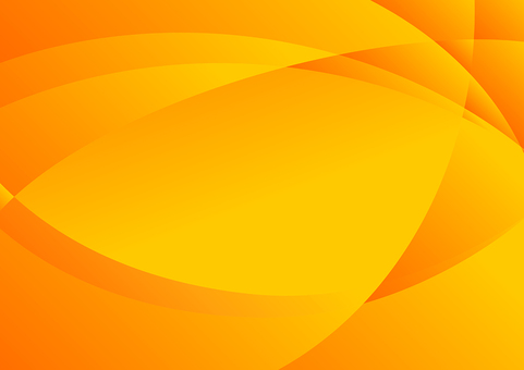 Orange wavy abstract texture background material