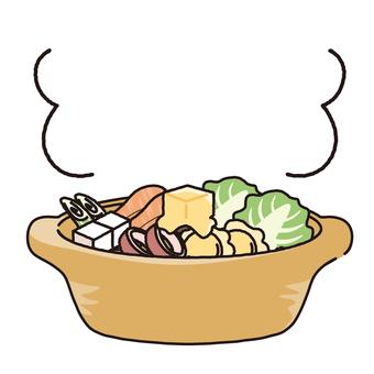 味噌バター風鍋