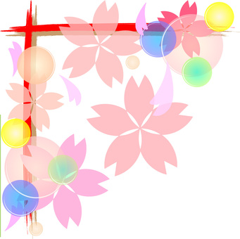 벚꽃 장식 07