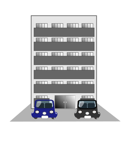Apartment with parking