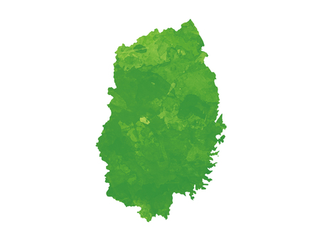 Iwate Prefecture Map [2]