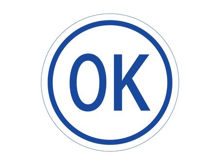 OK mark 1
