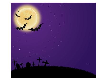 Halloween Night (Purple)