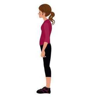 Bad posture