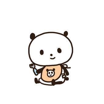 Baby food Panda