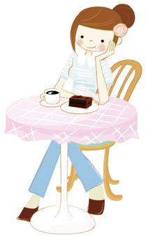 Girls to Tea
