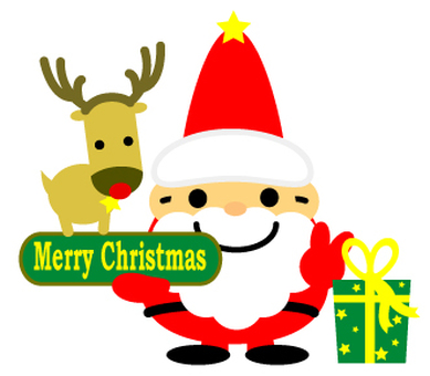 크리스마스 산타 클로스