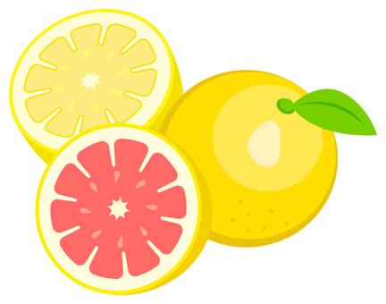 Grapefruit · pink grapefruit