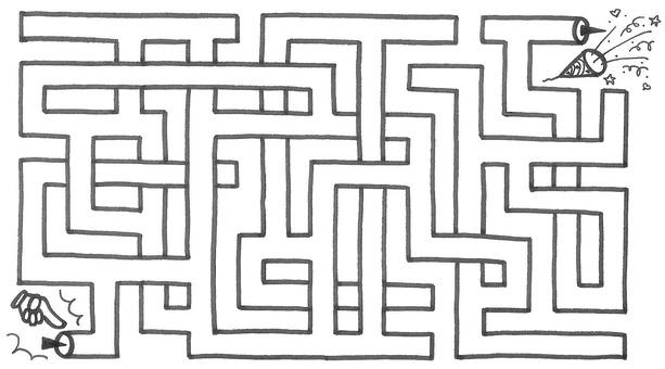 Lost -22 maze