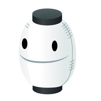 Lantern ghost