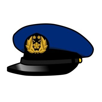 Policeman's hat
