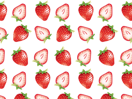 Strawberry pattern 05