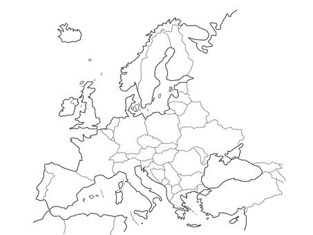 Europe _ Shirogane Map