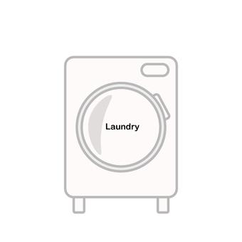 Home appliances (drum-type washing machine)