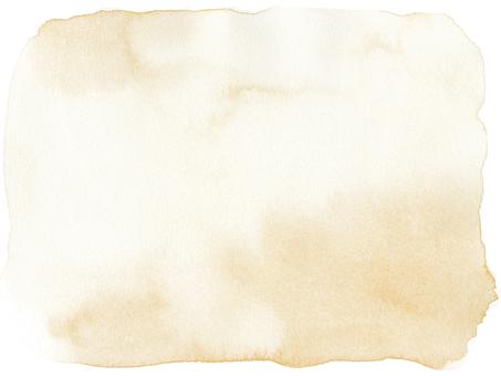 Watercolor background-beige