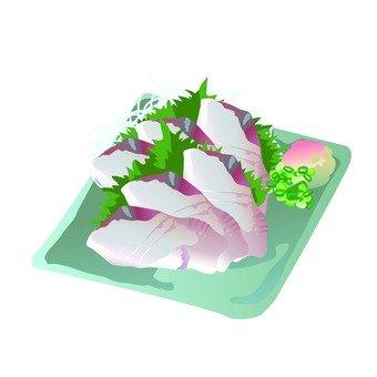 Thai sashimi