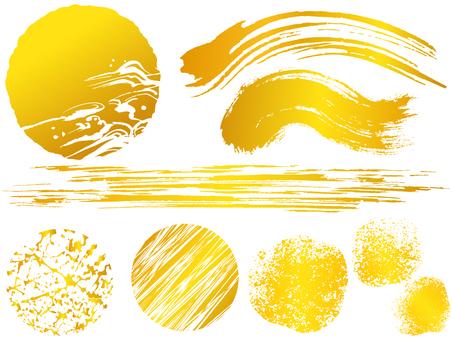 Various b_ gold _ cs