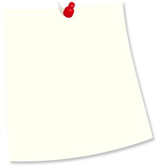 Pinning paper