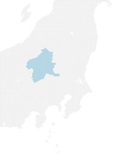 Dot Map Gunma 1