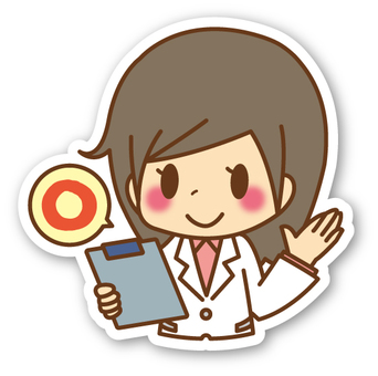 【Seal】 Female * Doctor _ MARU