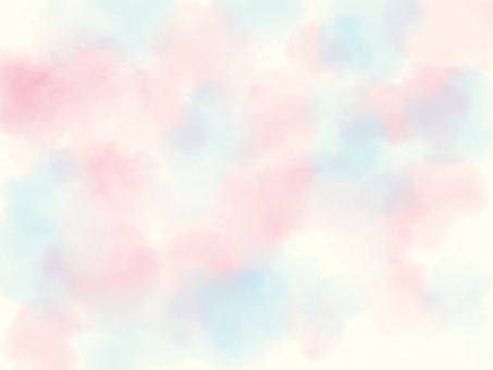 Watercolor background material