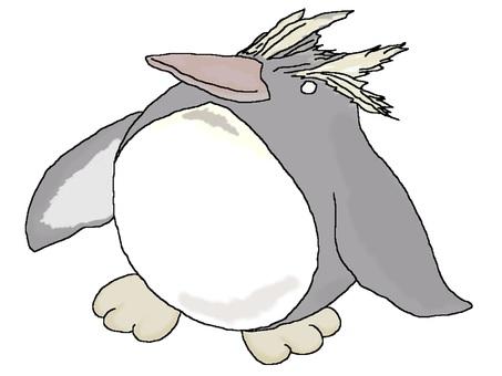 Doggy penguin [round animal 7]