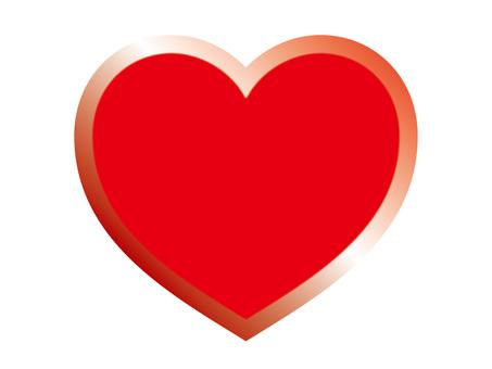 Valentine's Day (2) Sharp Heart