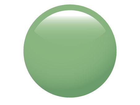 按鈕材料綠色