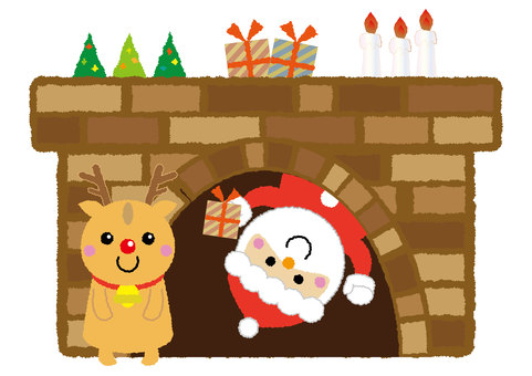Santa 26_05 (from chimney)