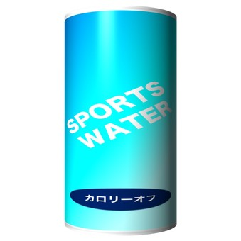 Sports drink (can)