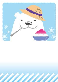 Polar bear letter 2