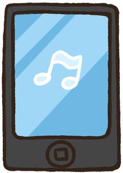 智能手機音樂