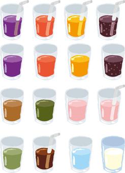 Drink summary