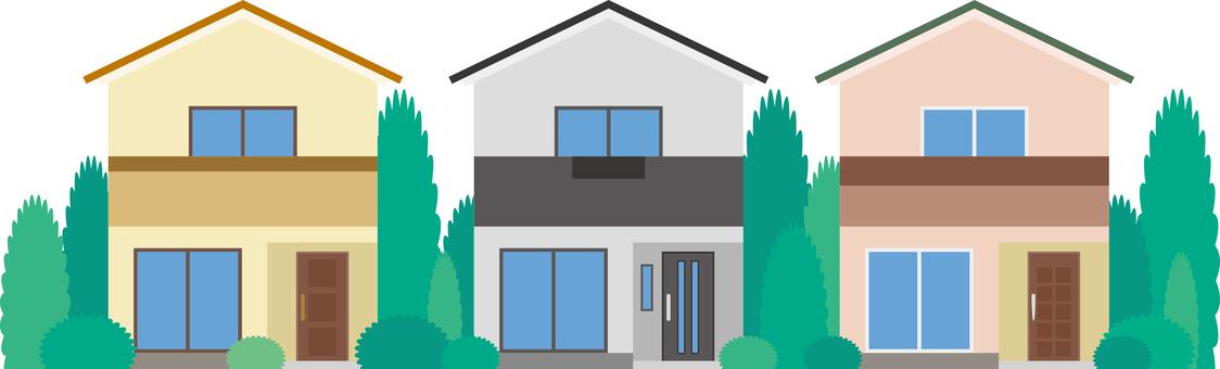 Residential Single-family House