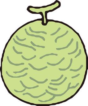 Fruit (melon)