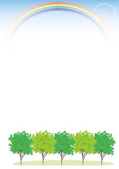 Namiki and Rainbow · Vertical