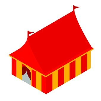 Circus Hut