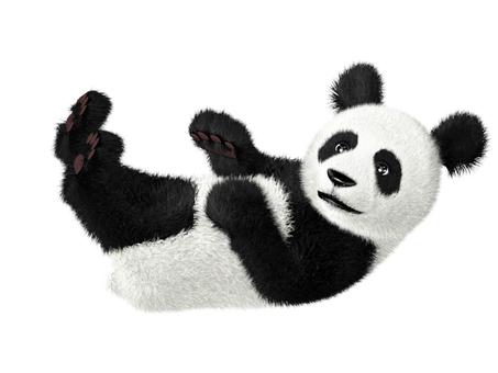 Baby Panda _ Pursuit _ 001
