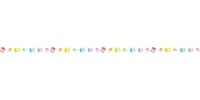 심플한 라인 다채로운 41