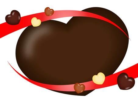 Valentine's Chocolate Heart