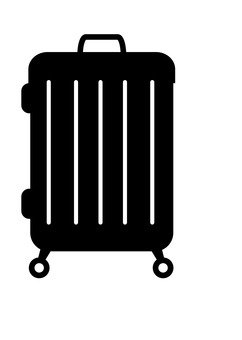 Suitcase (Silhouette)
